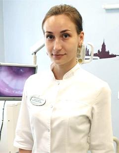 стоматолог-терапевт Бригида Мария Викторовна
