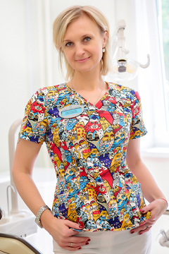 Душина Оксана Анатольевна