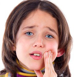 Основные стоматологические проблемы у детей