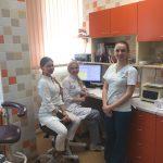 """Поездка в Кемерово - обмен опытом с клиникой """"Улыбка"""""""