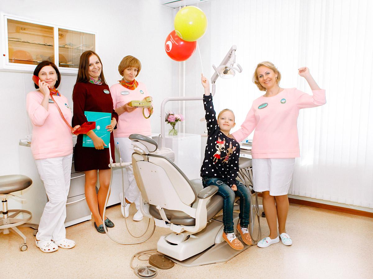 Детская стоматология в Коньково