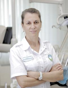 Таланова Надежда Владимировна