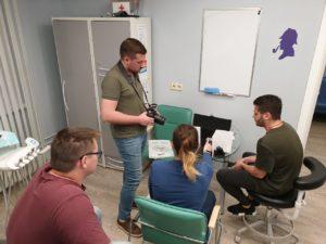 Фотопротоколирование процесса лечения пациента