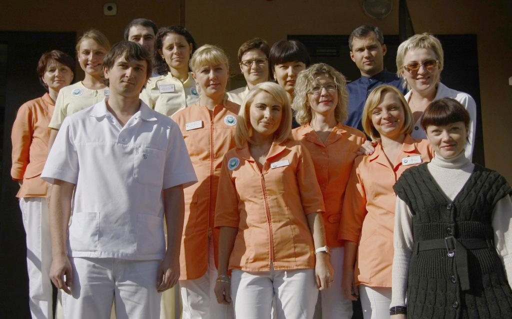 История клиники доктора Осиповой в фотографиях - 2009 год