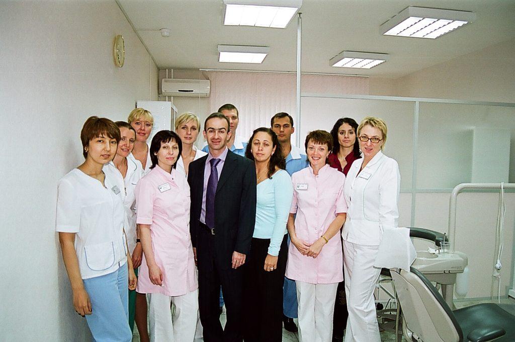 История клиники доктора Осиповой в фотографиях - 2005-06 годы