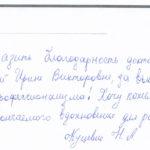 Отзыв о стоматологии 191121 Куцевич