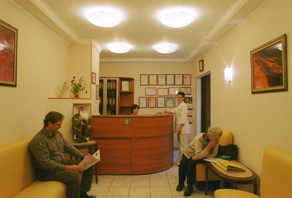 История клиники доктора Осиповой в фотографиях - 2007-08 годы
