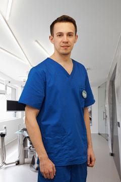 Якимов Кирилл Андреевич, Стоматолог - терапевт