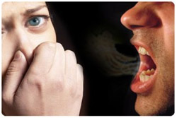стресс и запах изо рта