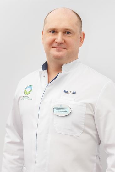 Чикин Сергей Вячеславович Врач-стоматолог, ортопед-имплантолог