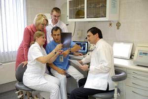 Планирование лечения при имплантации