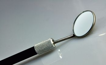Стоматологическое зеркало